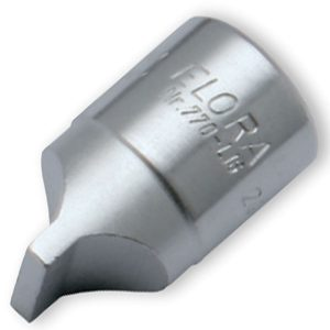"770-L Series SCREWDRIVER SOCKET 1/2"". ELORA Germany."