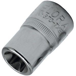 """770-LTXE SOCKET 1/2"""", for outside TORX® screws"""
