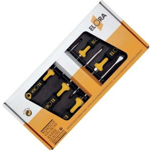 S5-K Series SCREWDRIVER SET. ELORA Germany