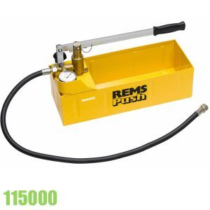 115000 REMS Push 60 bar. Made in Germany