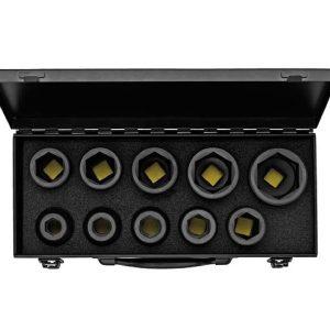 "791S10 Series IMPACT SOCKET SET 3/4"", 10 PCS ELORA Germany"
