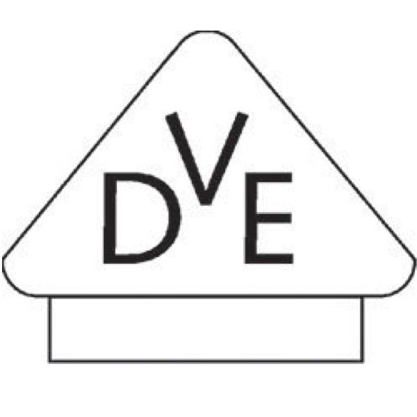 biểu tượng chuẩn VDE 1000V