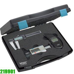 """219901 Wheelset Inspection Kit """"CLASSIC"""". Vogel Germany"""
