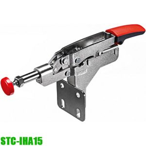STC-IHA15 ush/pull clamp with angled base plate