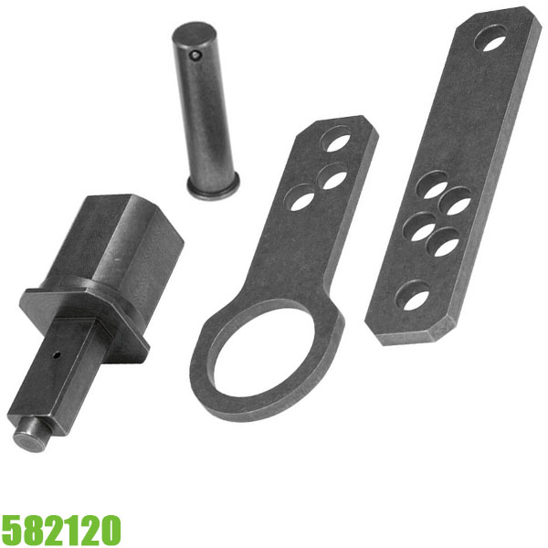 582120 Adaptor block 10–40, Support 10–40