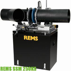 REMS SSM 250KS Máy hàn ống nhựa cỡ lớn đường kính tới 250mm