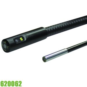 620062 Image/Video Borescop Hose 5000 mm, IP67, with matching threaded connection for art.no. 620003
