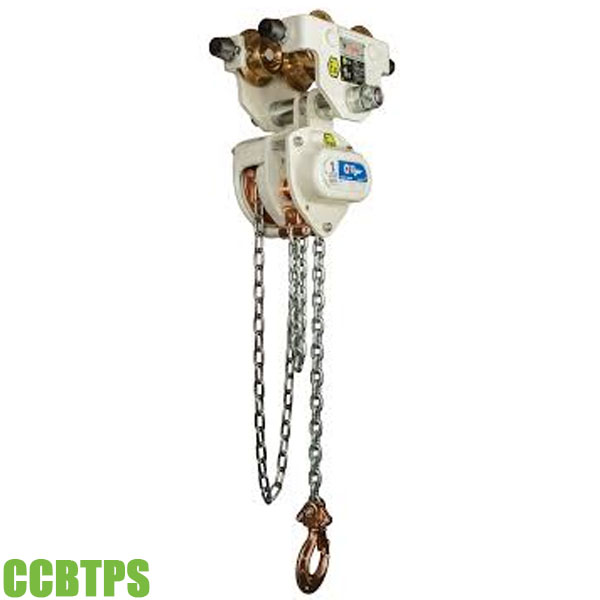 CCBTPS-0200 corrosion resistant combined chain block and trolley