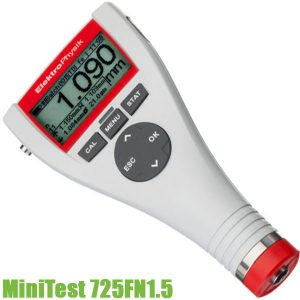 MiniTest 725FN1.5 Coating Thickness Measurement