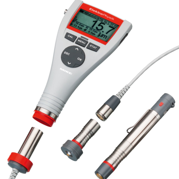 MiniTest 745 Coating Thickness Gauge with Interchangeable Probes