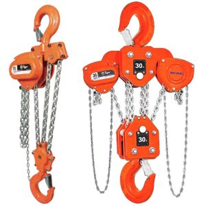 TCB Series Professional chain block. Tiger lifting