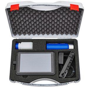 QuintSonic T - Ultrasonic coating thickness measurement