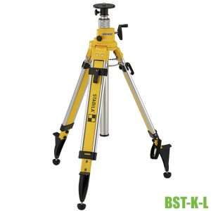 BST-K-L construction tripod 98 cmm to 220 cm, aluminum - Stabila