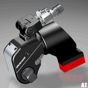 AT hydraulic torque wrench