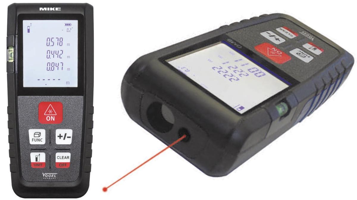 Laser Distance Meter 140132 ranger 100m