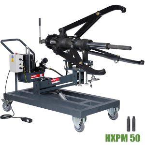 Hydraulic puller BETEX HXPM 50 ton 3-arm