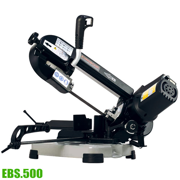 EBS.500 metal cutting band saw Euroboor - Made in Neitherland
