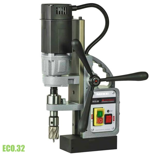 Magnetic Drilling manchine ECO.32 cutting cap Ø12 - 32mm- EUROBOOR