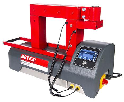 Induction heater BETEX SLF 304 400V incl. 2 yokes-CE